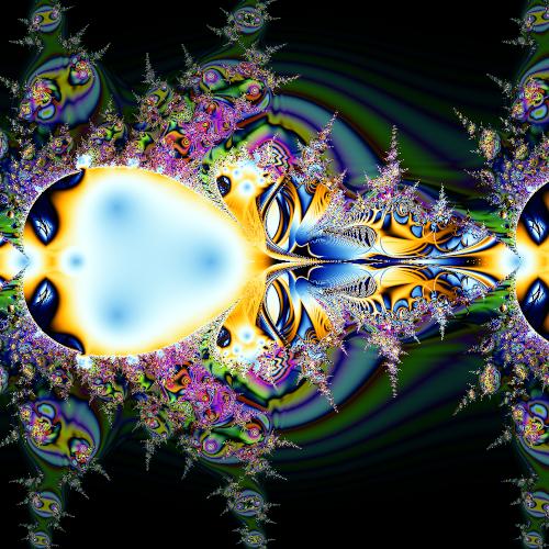 Carl Jung AstroFractal